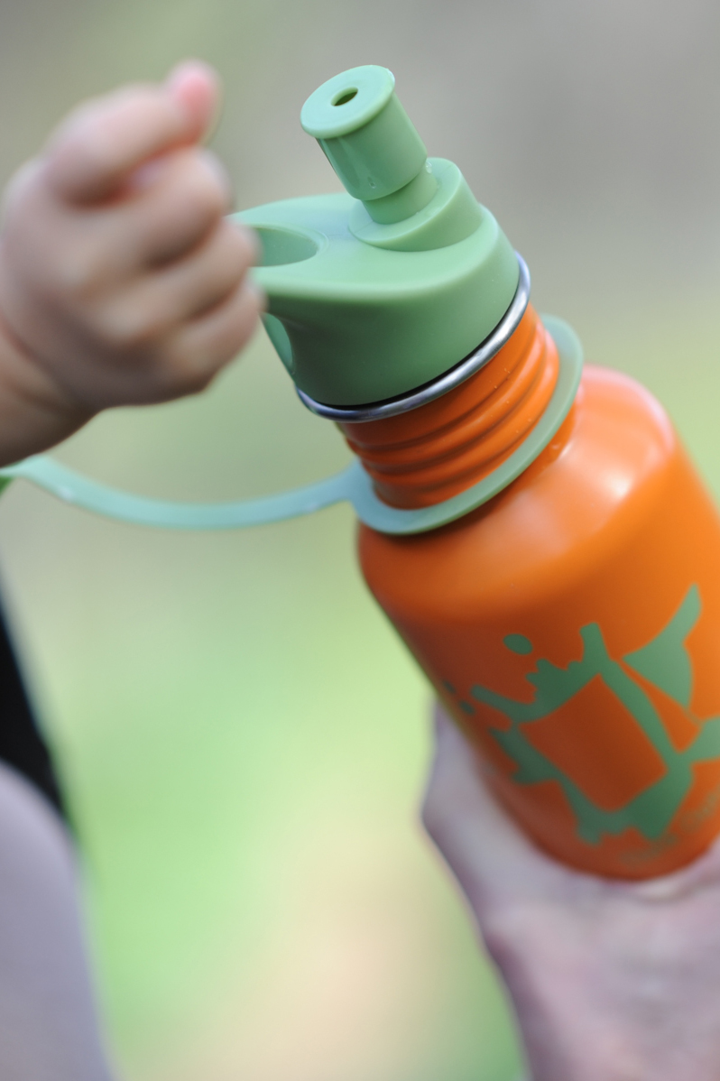 Mini Water Bottle Kit, Autumn Sunset